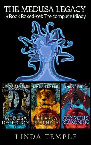 The Medusa Legacy: Boxed Set